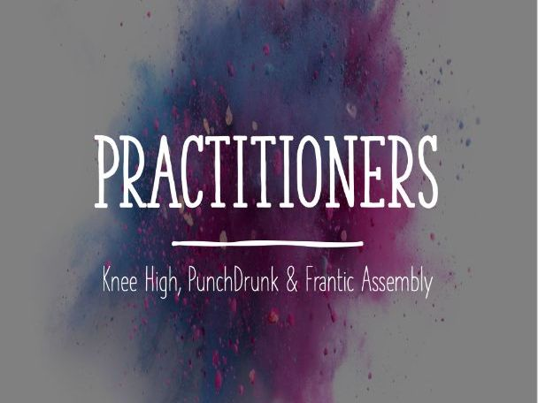 Practitioners SoL