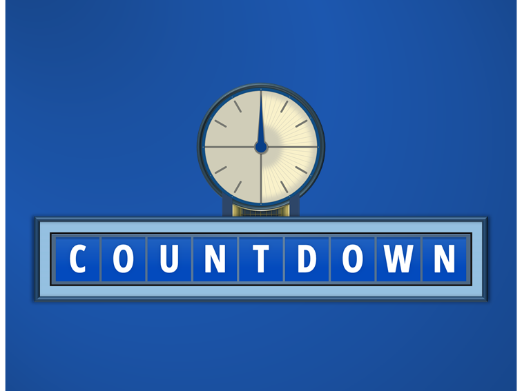 Countdown PowerPoint Game