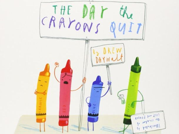The Day the Crayons Quit by Drew Daywalt Reading Comprehension Full Book