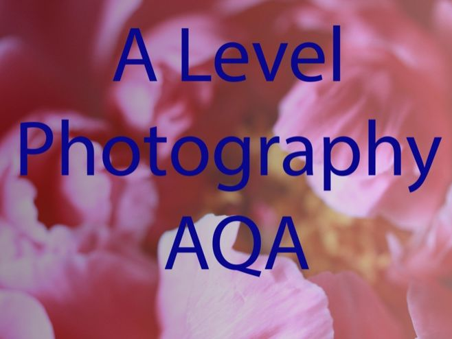 AQA Photography A Level Resources