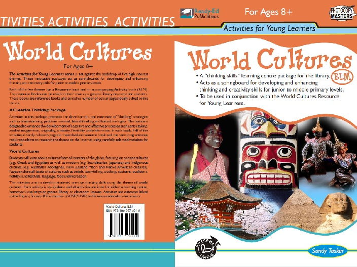 World Cultures Activity Book