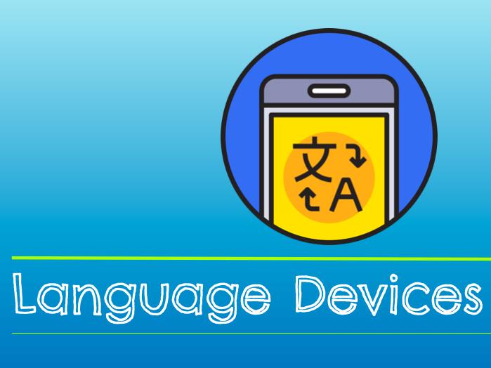 Key Language Devices!