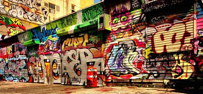 The History of Graffiti Powerpoint