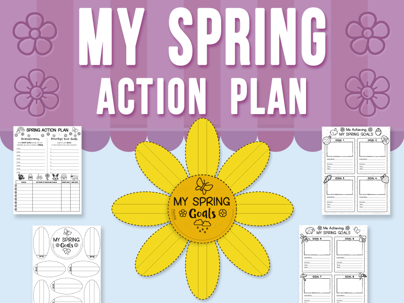 My Spring - Action Plan
