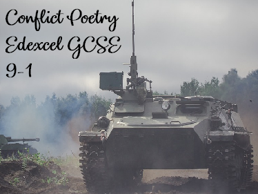 Edexcel Conflict Poetry Revision Session (Approx 2 hours) GCSEExamQuestionPractice
