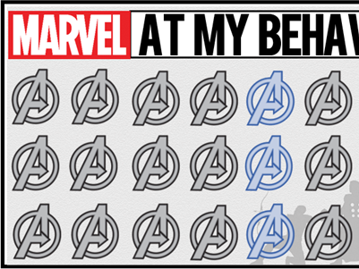 Behaviour Report Cards - Superhero Themed!