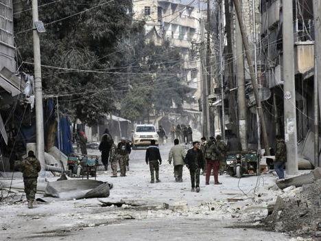 Aleppo - reading comprehension resource