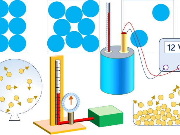 Particles and Thermal Energy Workbook