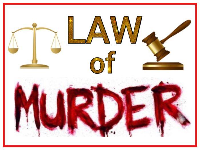 Murder PowerPoint
