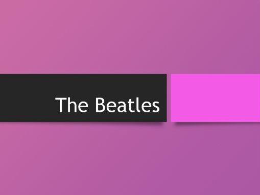 Analysis of Revolver - The Beatles
