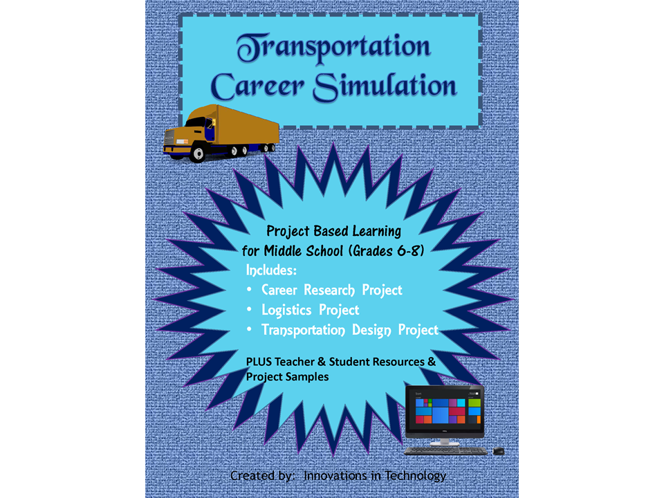 Transportation Career Simulation - Design an Ideal Mode of Transportation