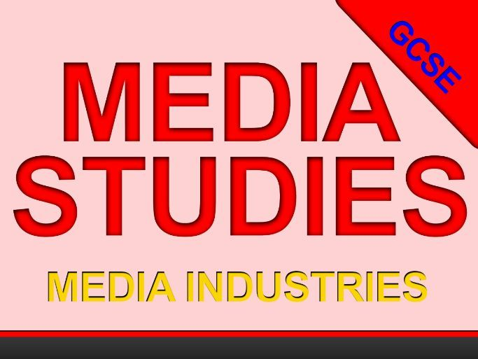 MEDIA INDUSTRIES FULL SCHEME GCSE. 15+ hours. Lesson Power-Points. Assessments. Terminology. Theory