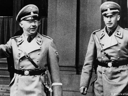 AQA Germany: How Did Hitler Keep Control - Terror and Propaganda