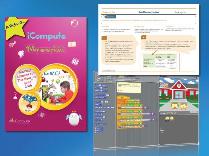 Computing and Maths