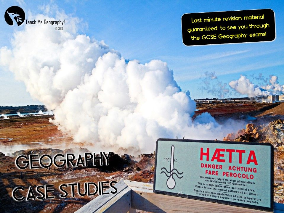 GCSE GEOGRAPHY REVISION - AQA Papers 1,2 & 3