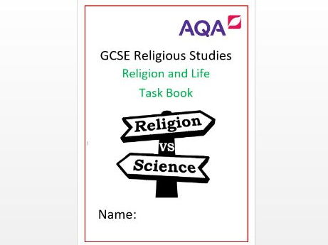 AQA Philosophy and Ethics: Religion and Life Task Book / Activity Book