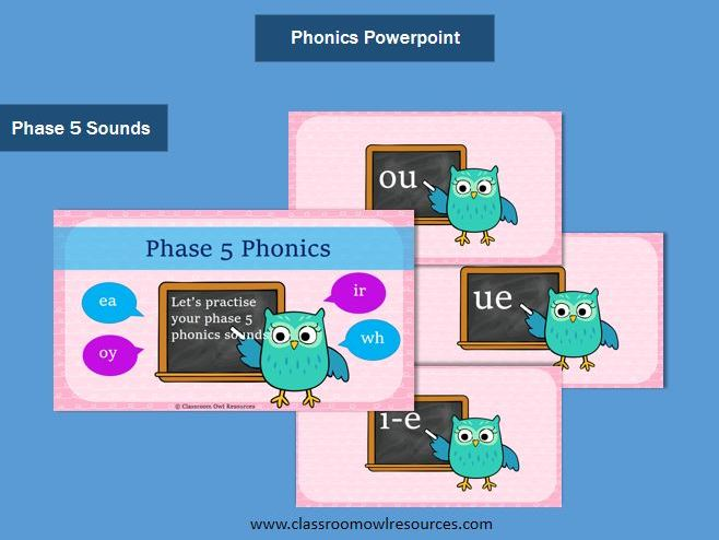 Phase 5 Phonics Powerpoint