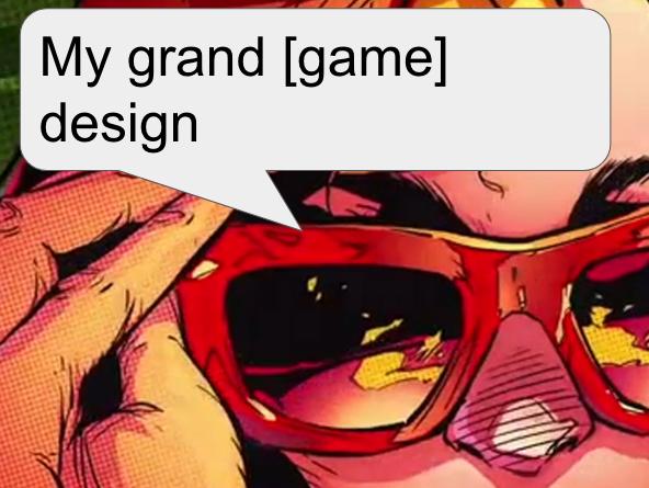Computer Game Design Template