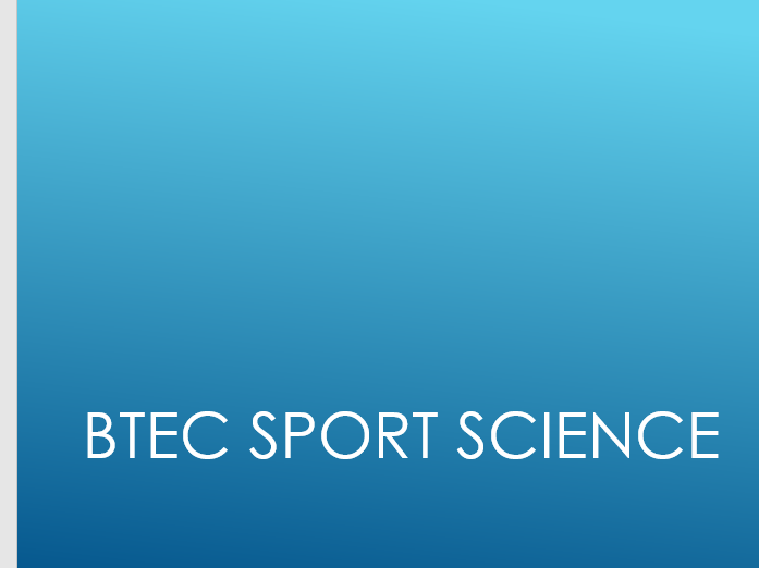 BTEC Sport: Research Methods & Project Combined (Full Unit PowerPoint, SOW & Worksheets)