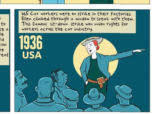 5 of 8: The right to work