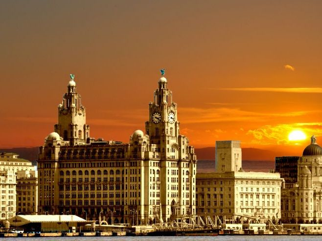 The History Of Liverpool + The Slave Trade