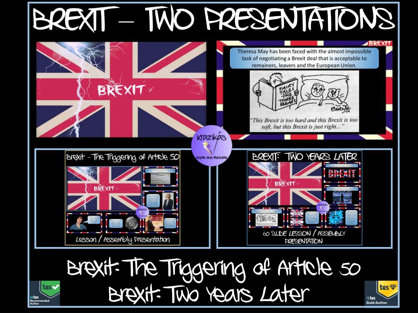 Brexit: Two Presentations Bundle