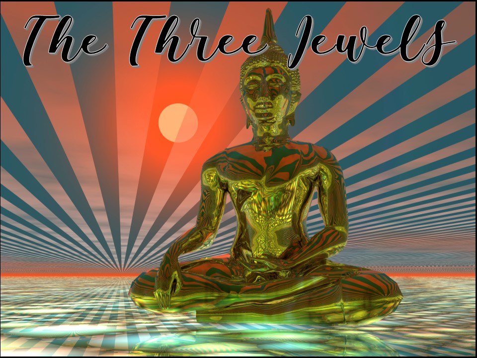 The Three Jewels- The Buddha
