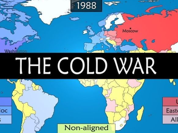 (CIEHistory9389) Non Aligned States and the Cold War