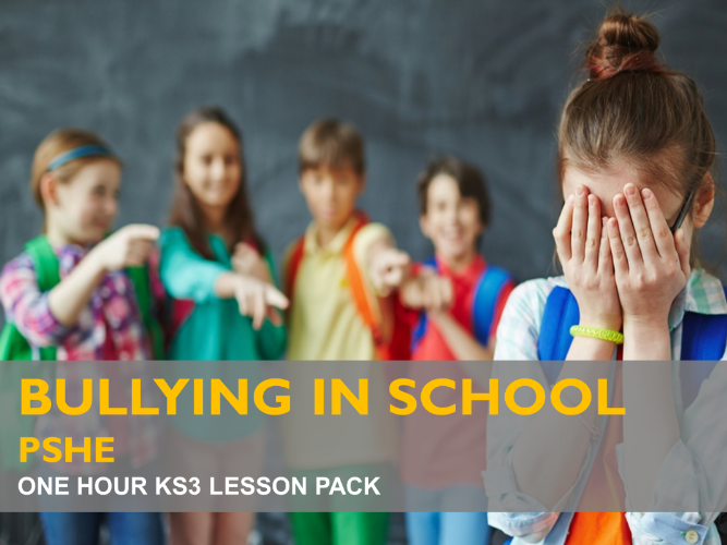 PSHE - Bullying in School