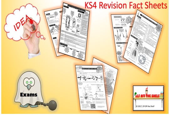 KS4 Biology Revision Sheets