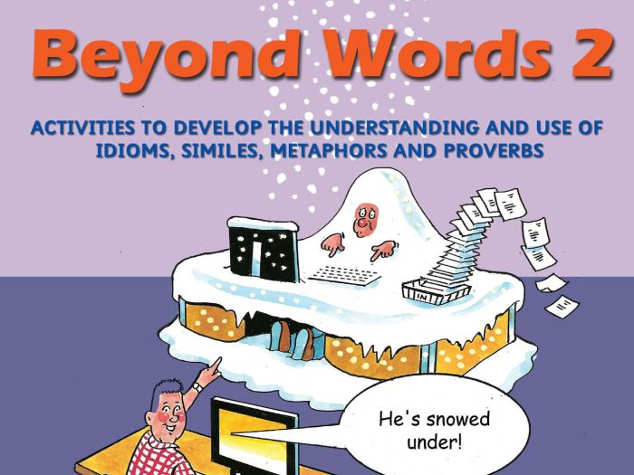 BEYOND WORDS BOOK 2