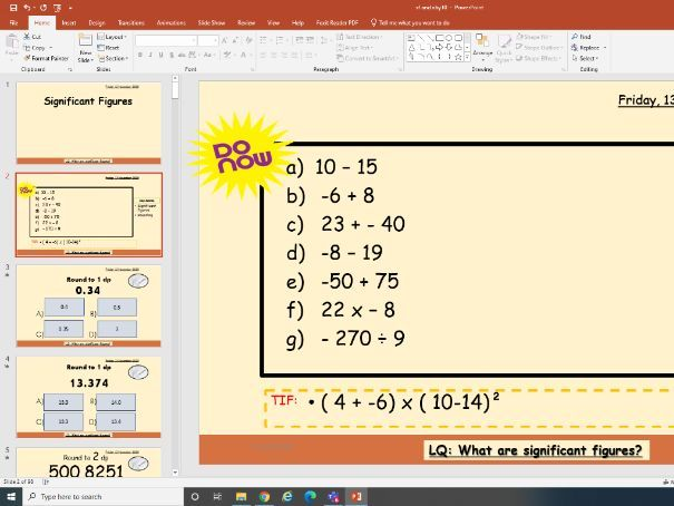Significant Figures and Multiplying by 10, 100, 1000