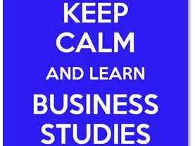 Starting a Business (Yr10)