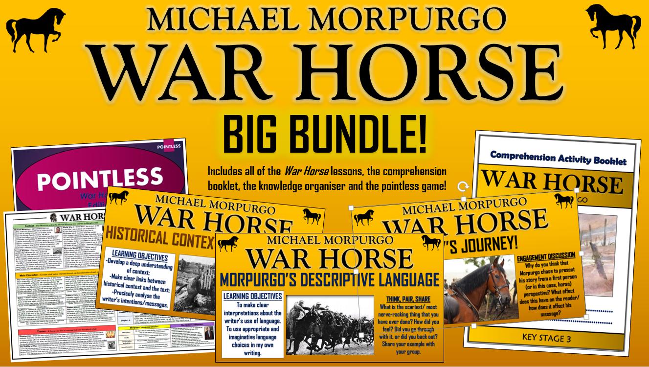War Horse Big Bundle!