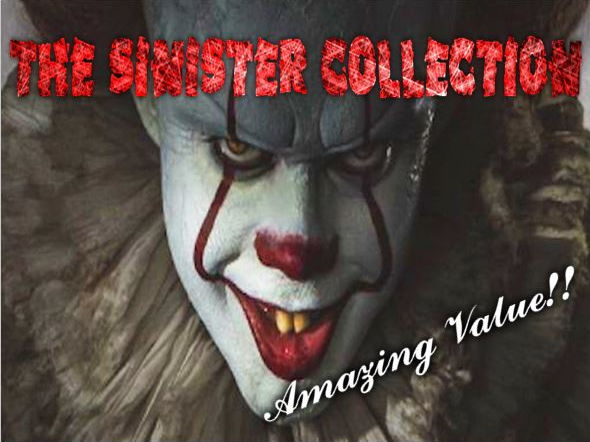 The Sinister Collection - Horror Creative Writing