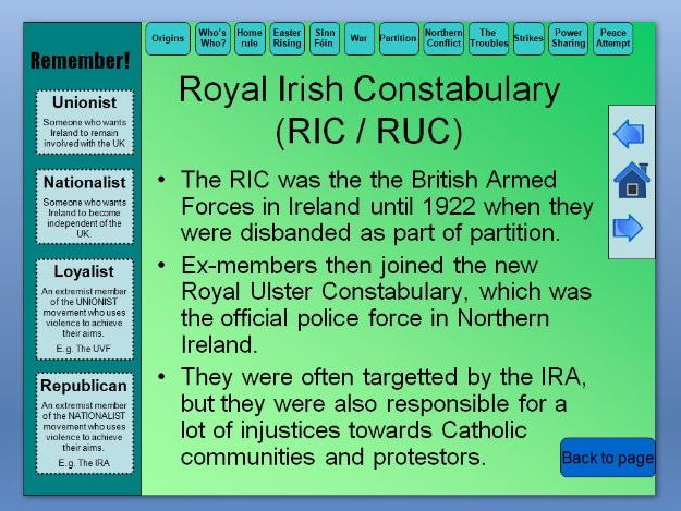 northern ireland conflict Northern ireland loyalist paramilitaries (uk, extremists) despite accounting for almost thirty percent of the deaths in the northern ireland conflict.
