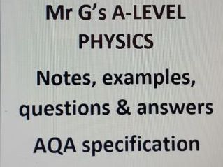 3.1.1.1 Constituents of the atom-AQA