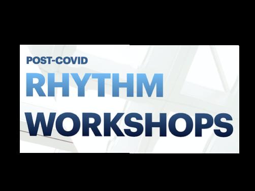 Post Covid KS3 Rhythm Workshops