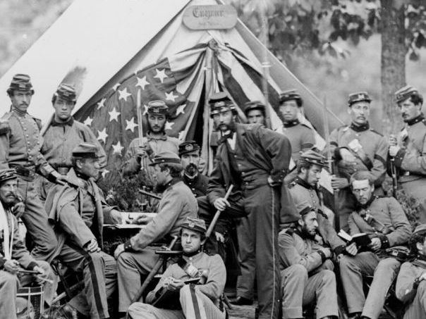 Amercian Civil War media collection