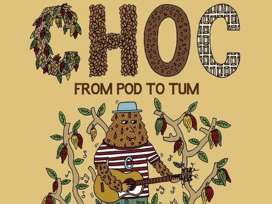 CHOC From POD to TUM - A book about Chocolate