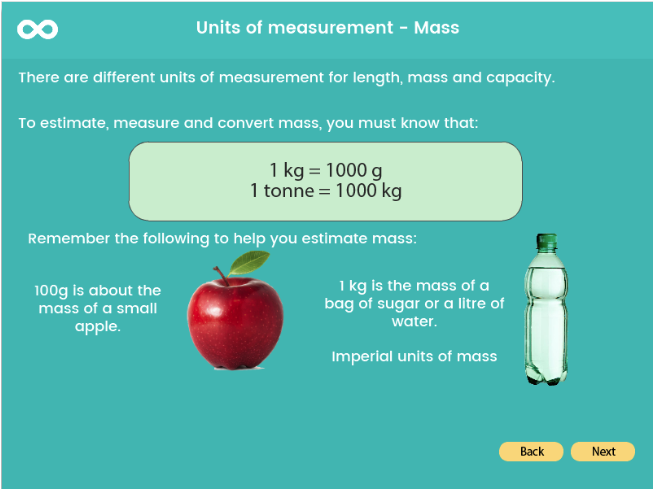 Units of Measurement - Year 6, Key stage 2
