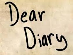 Daily Diary Worksheets - Recounting Your Day