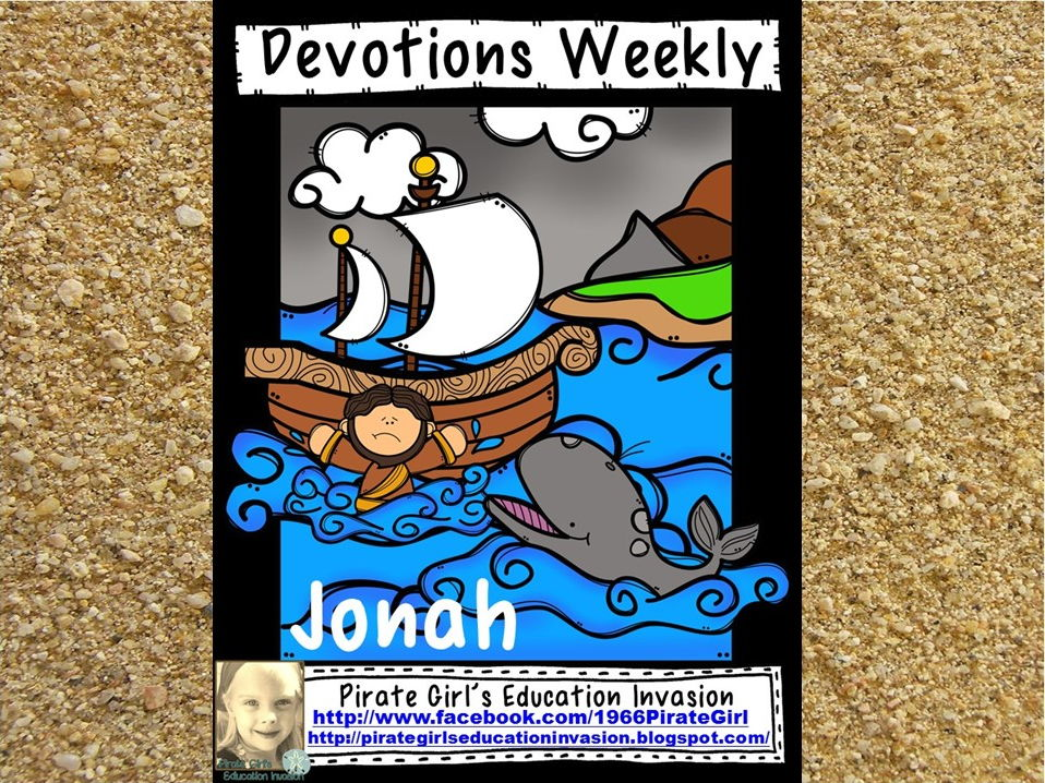 Devotions Weekly: Jonah