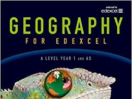 Edexcel- A-level  Human Geography topics