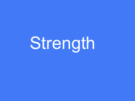 A-Level PE (OCR) Strength (Powerpoint and Full Resources)
