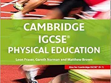 IGCSE PE Component 2 CIE Pack