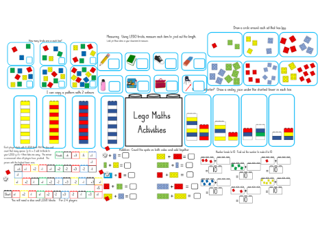 Practical Maths with LEGO