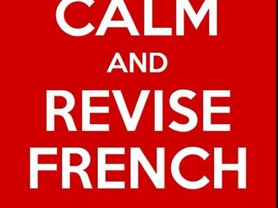 Revision pack/School Closure French