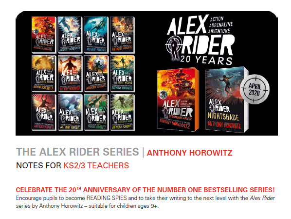 Alex Rider Teachers' Notes