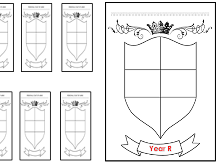 Transition - Coat of Arms Display